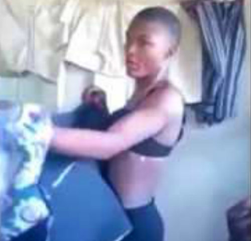 Man Picks An 'Ashawo' Home Only To Realize She Is A Man (Video)