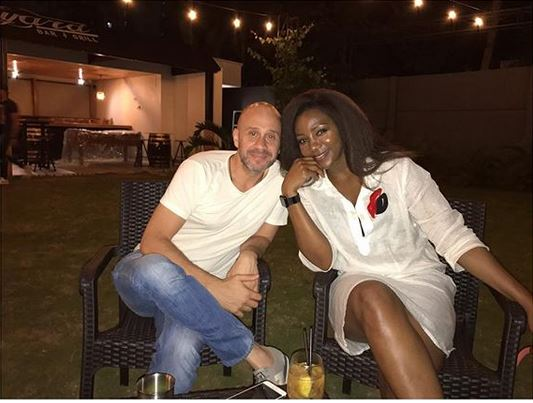 Revealed: Genevieve Nnaji finally marries