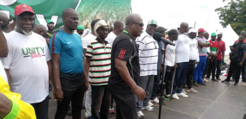 NDC Lost For Ghanaians To See The Difference – Mahama