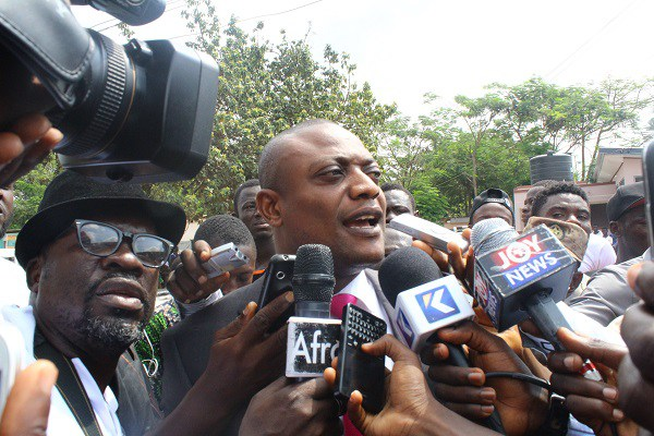 Akufo-Addo can be impeached for smoking 'Wee' – Maurice Ampaw