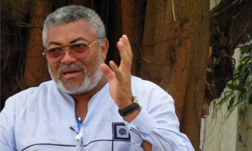 Rawlings Commends Akufo-Addo; Congratulates Amidu