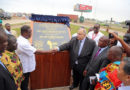 Improved Tema motorway roundabout inaugurated