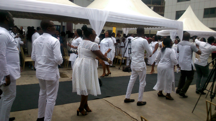 UMB Mark 45th Anniversary With A Joyous Thanksgiving Service - ashaimanonline.com