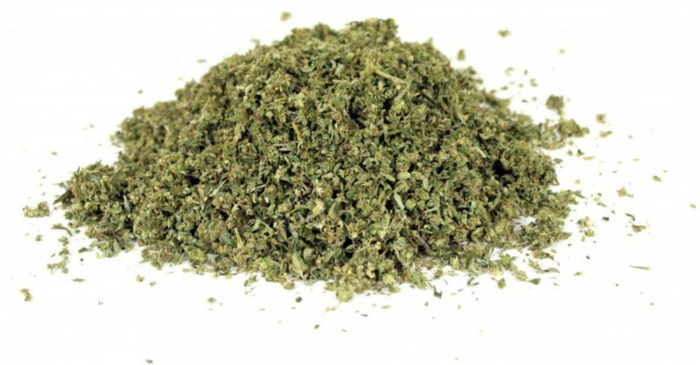 Ghana (woman arrested for selling weed) - ashaimanonline.com