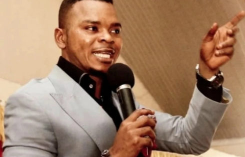 VIDEO: Only 'stupid pastors' condemn my G-string direction – Obinim