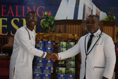 Evangelist Theo Amoo Launches 3 Books (Photos + Videos)