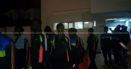 127 Ghanaian Detainees In Libya Return Home (Photos)
