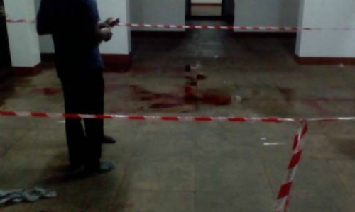 EX-Vandal Stabbed To Death At Commonwealth Hall