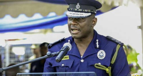 IGP Orders Against Arrest Of DV, DP Number Plate Users