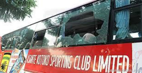 Kotoko Attacked In Congo (Photos)
