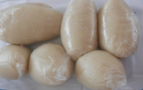 "Woman Busted For smuggling ""Wee"" Wrapped In Banku To Inmates"